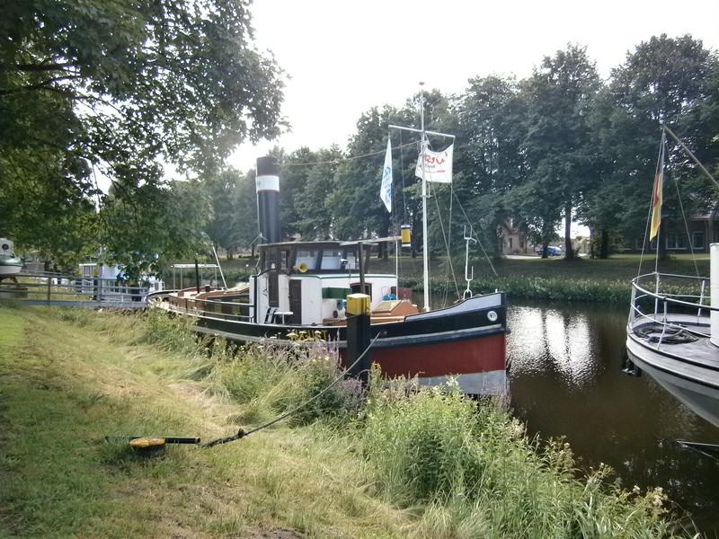 Museum-Schiffe in Haren nähe Meppen P7200023