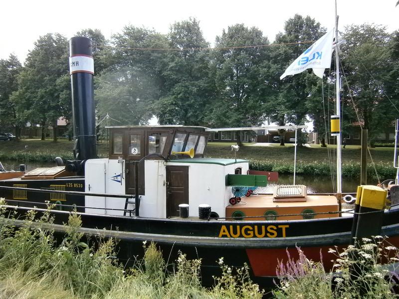 Museum-Schiffe in Haren nähe Meppen P7200024