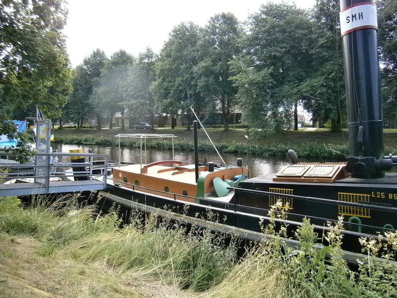 Museum-Schiffe in Haren nähe Meppen P7200025