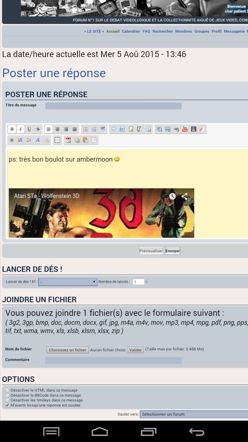 PROBLEMES TECHNIQUES SUR LE FORUM - Page 6 Screen11
