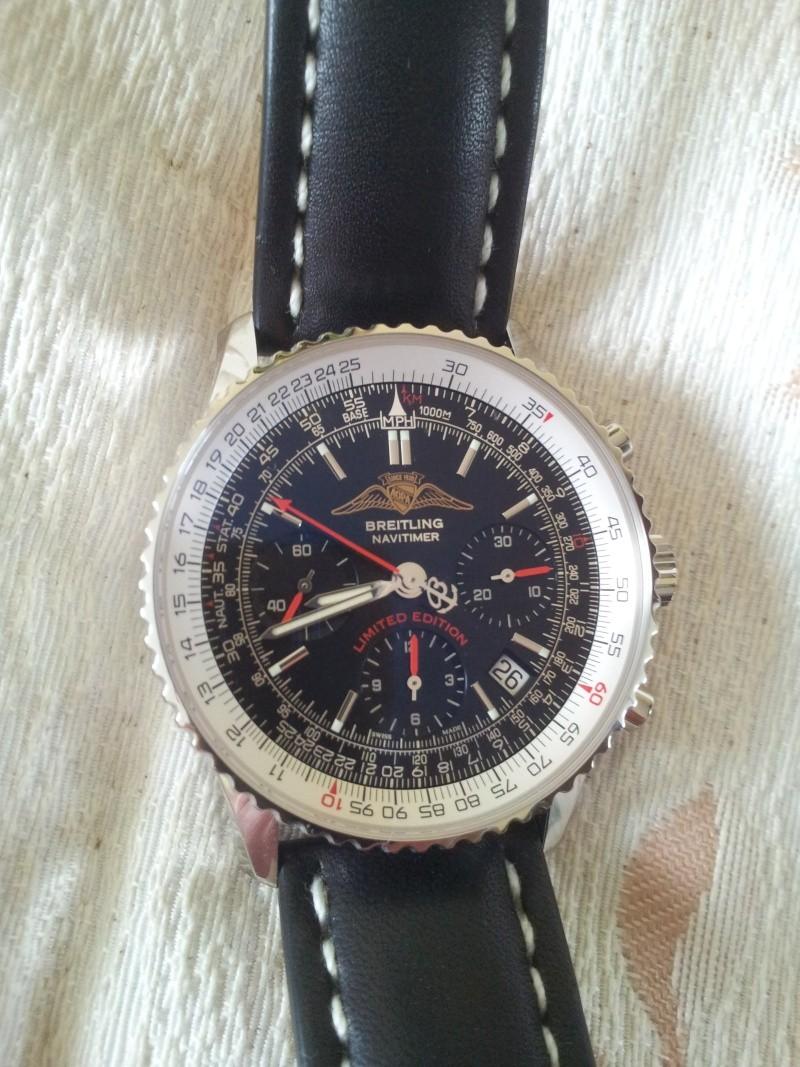 Breitling - Omega speedmaster ou Breitling navitimer  2015-016