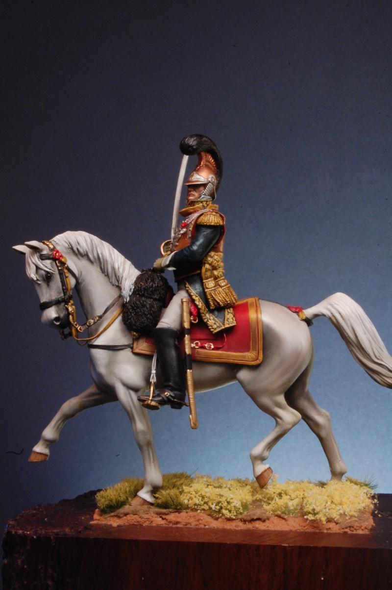 Joseph Bouvier des Eclaz -  general de Brigade de carabinier 1813 2015_017