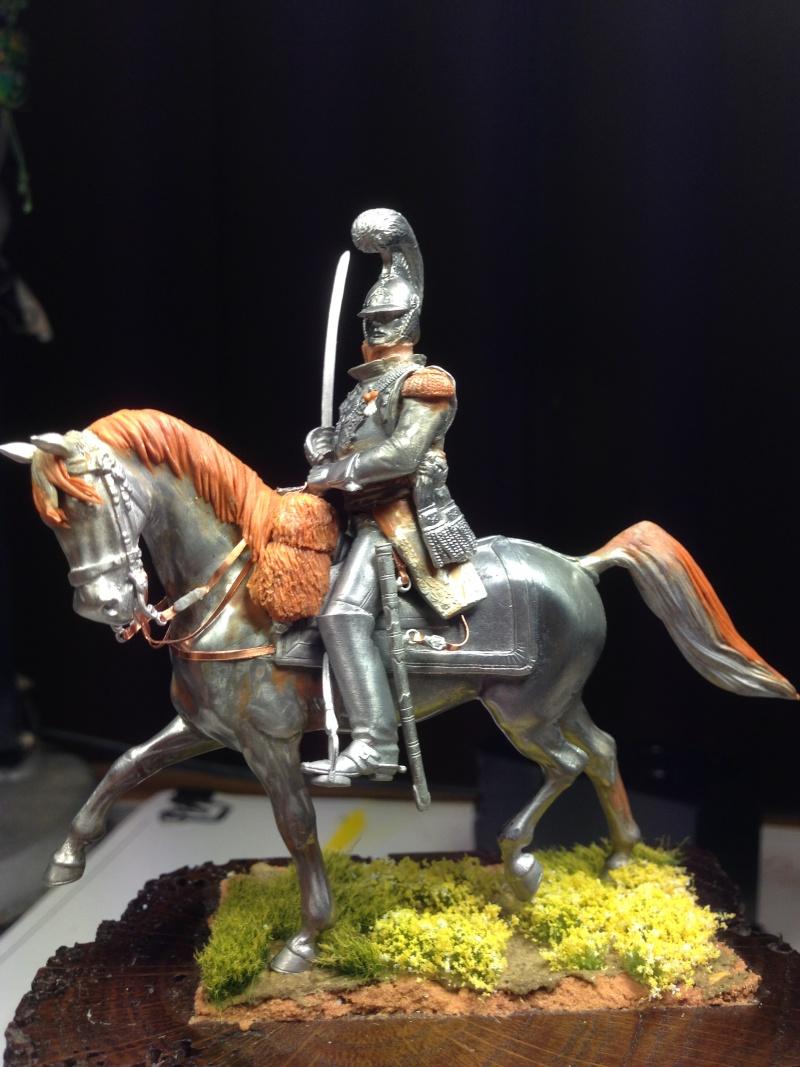 Joseph Bouvier des Eclaz -  general de Brigade de carabinier 1813 Img_3514