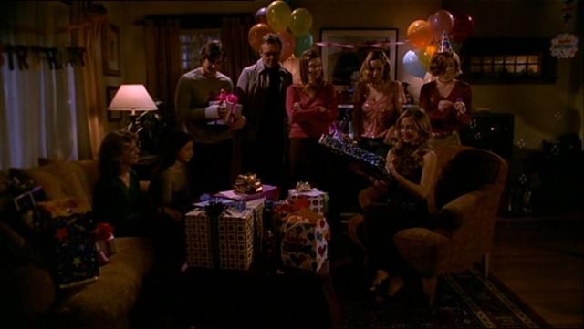Buffy-MF se presente... comme elle peut ^^ . Scooby12