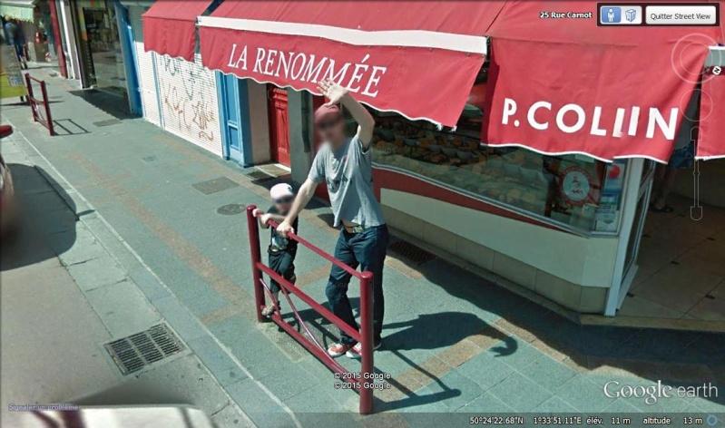 STREET VIEW : un coucou à la Google car  - Page 30 Couren10