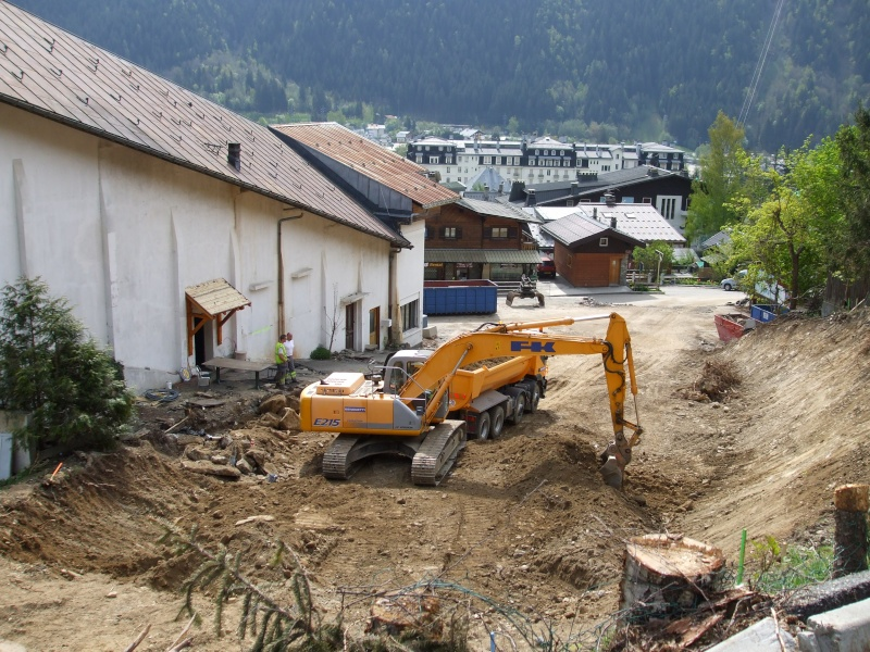 Construction télécabine de Planpraz Dscf1511