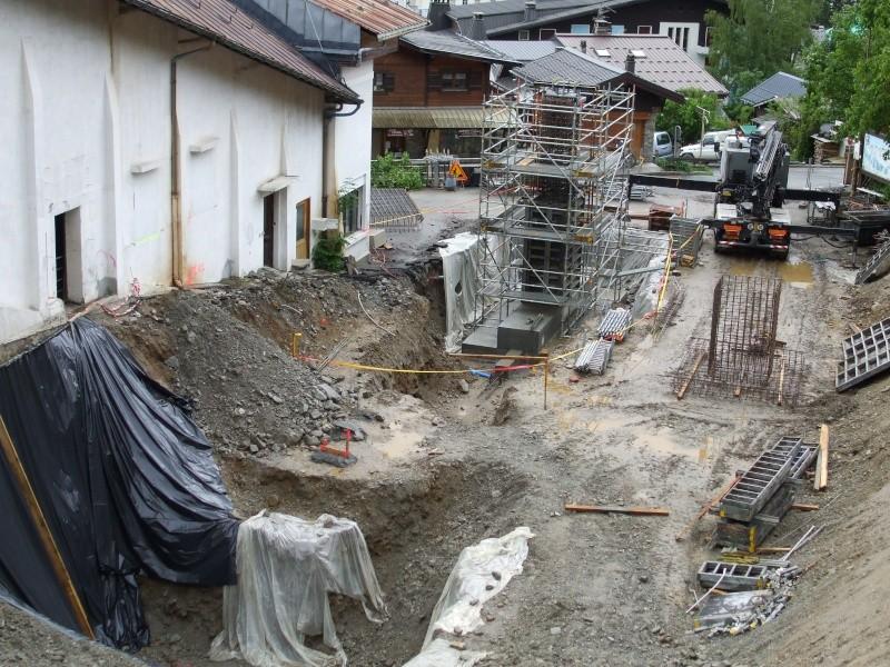 Construction télécabine de Planpraz Dscf1611