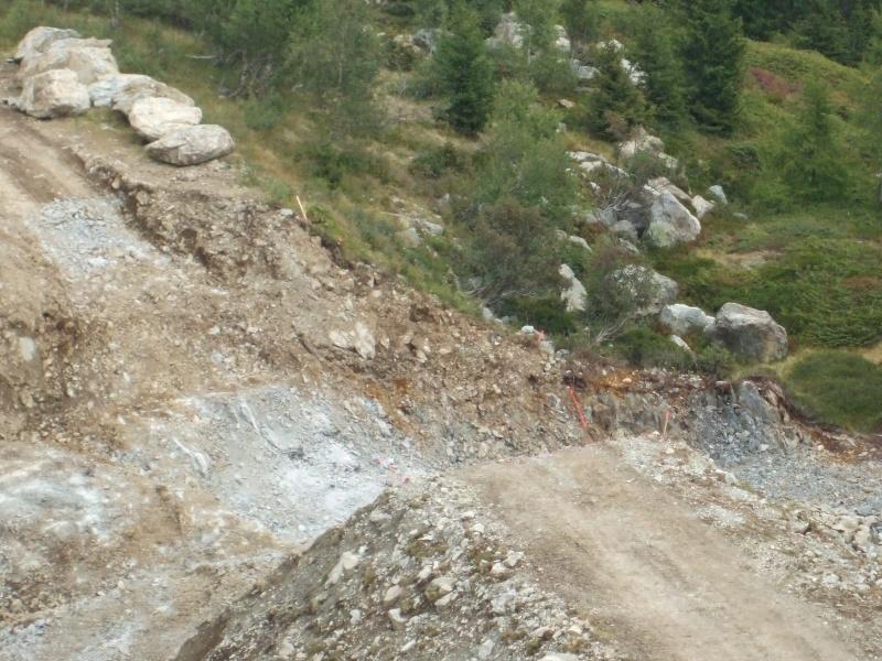 Construction retenue collinaire de la Flégère Dscf2513
