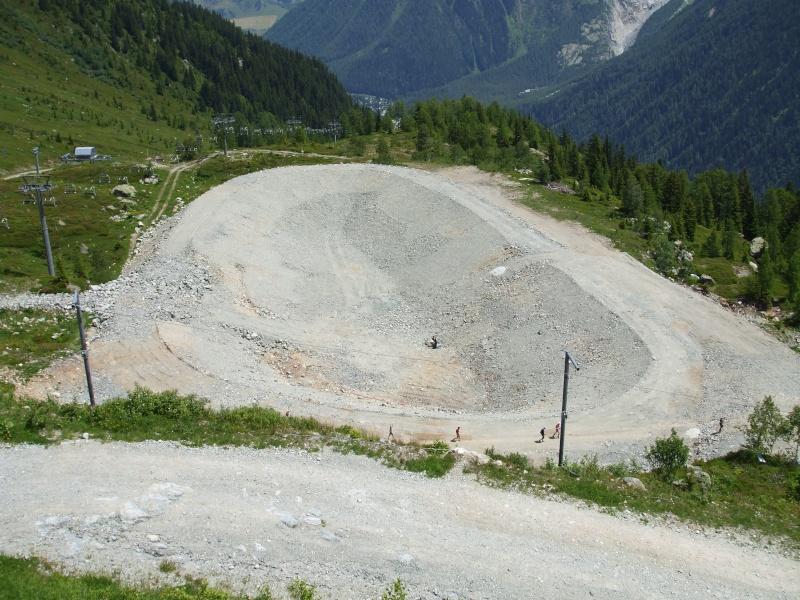 Construction retenue collinaire de la Flégère Dscf4512