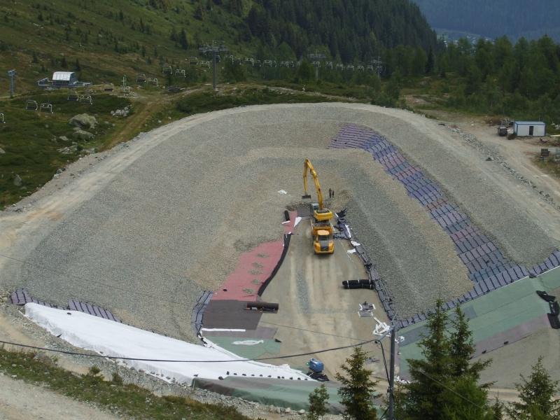Construction retenue collinaire de la Flégère Dscf7812