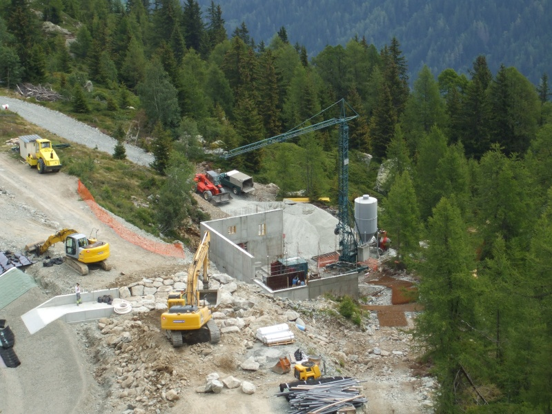 Construction retenue collinaire de la Flégère Dscf7814