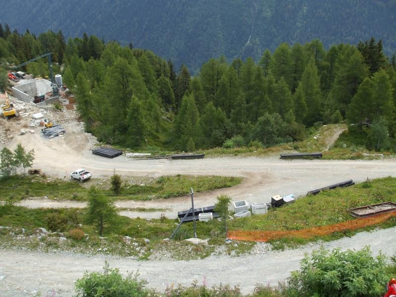 Construction retenue collinaire de la Flégère Dscf7815
