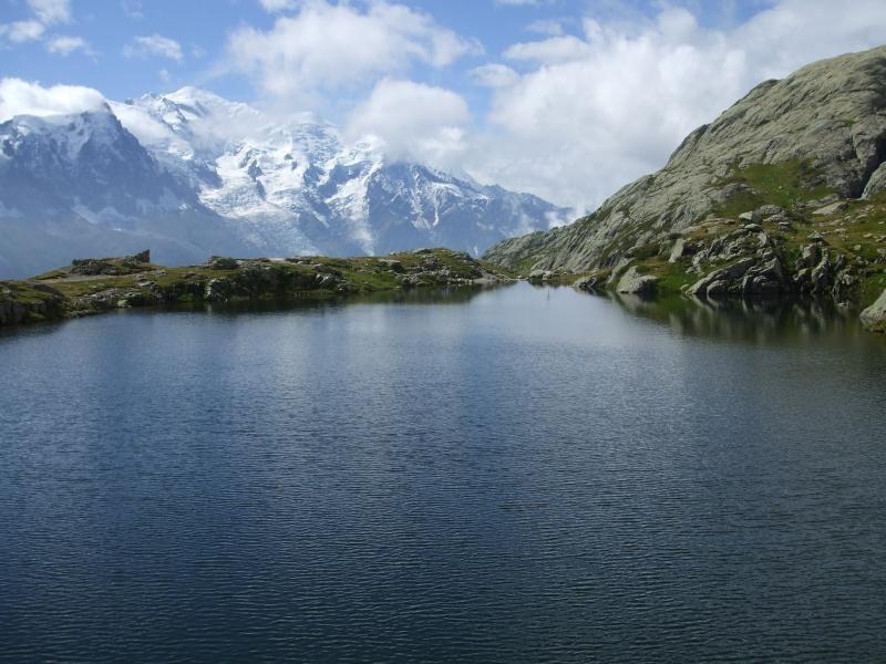 Photos de lacs de montagne, petits ou grands. Dscf8111