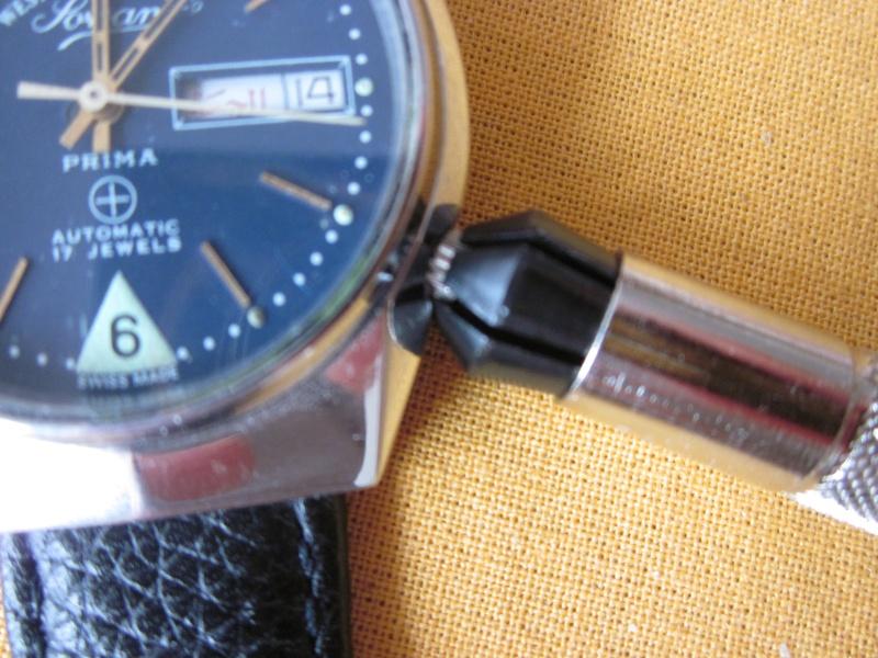 West-end, la montre de l'armée de Indes Remont12