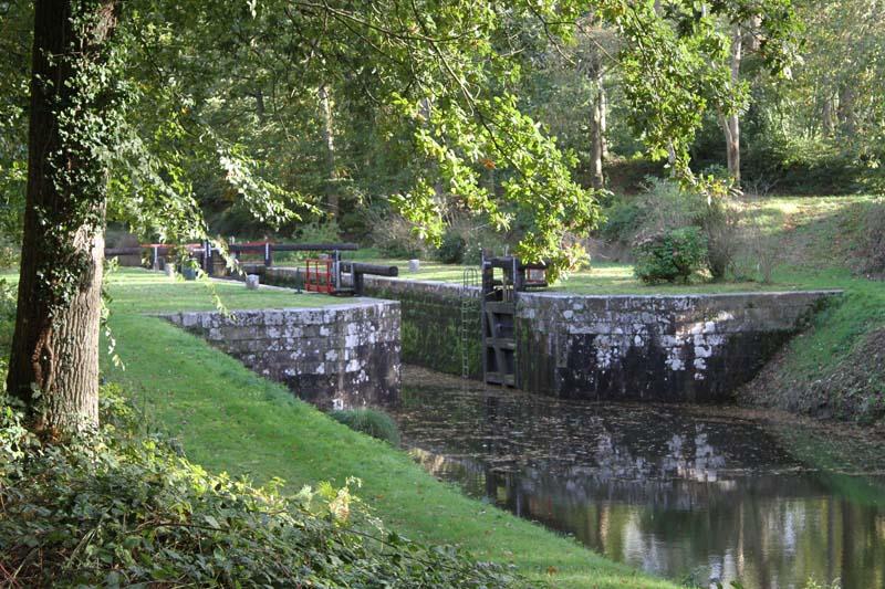 Le canal d'Ille et Rance Canal_10