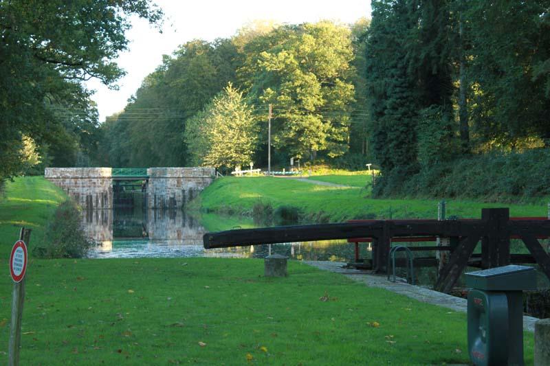 Le canal d'Ille et Rance Canal_11