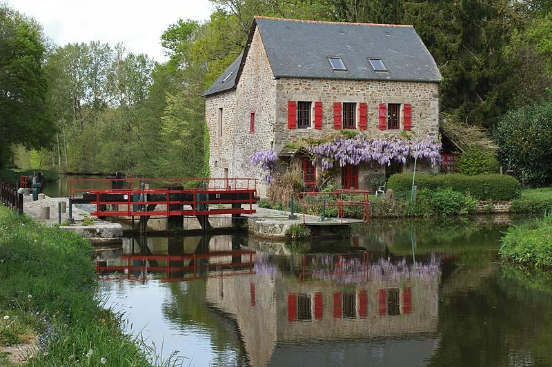 Le canal d'Ille et Rance Canal_14