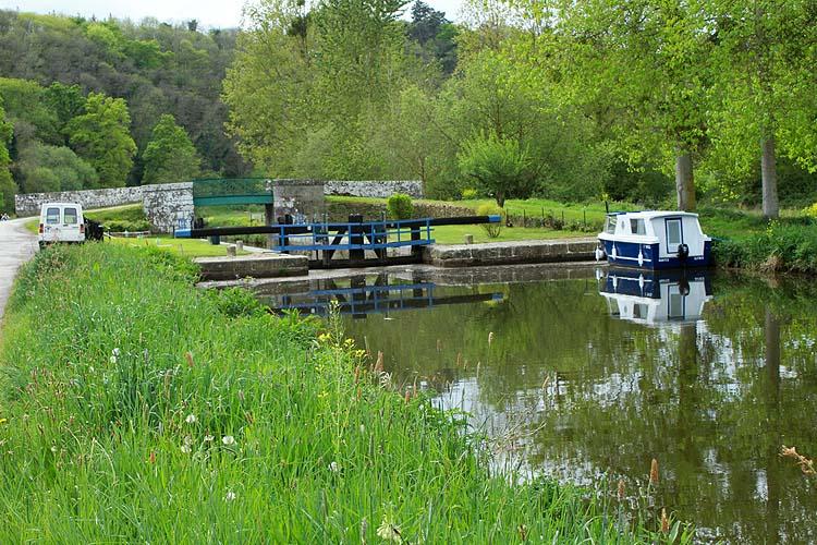 Le canal d'Ille et Rance Canal_15