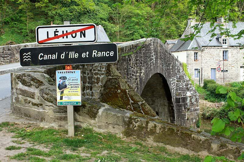 Le canal d'Ille et Rance Lyhon_18