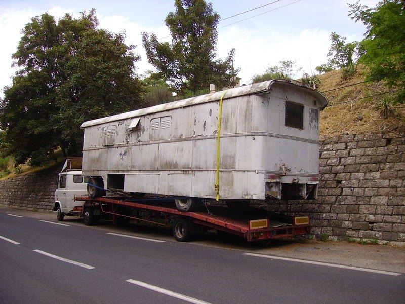 Convois routiers exceptionnels Convoi13