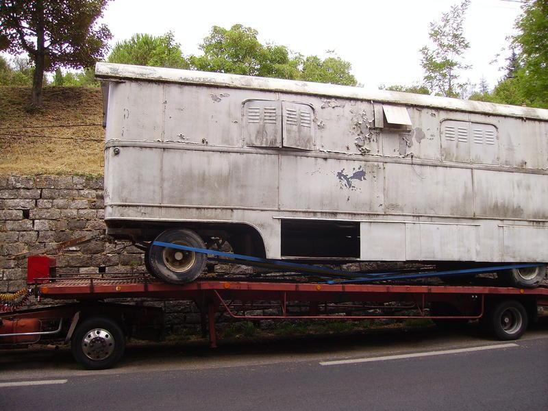 Convois routiers exceptionnels Convoi15