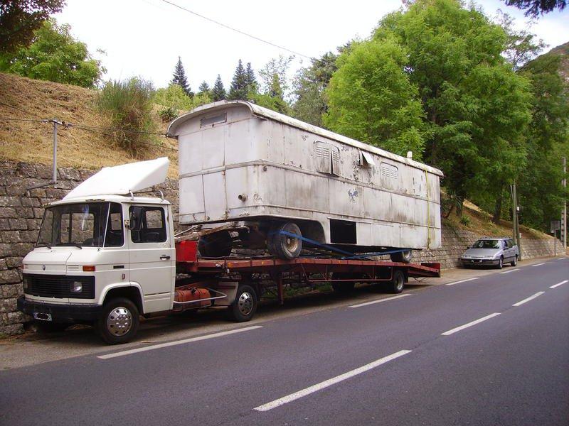 Convois routiers exceptionnels Convoi16