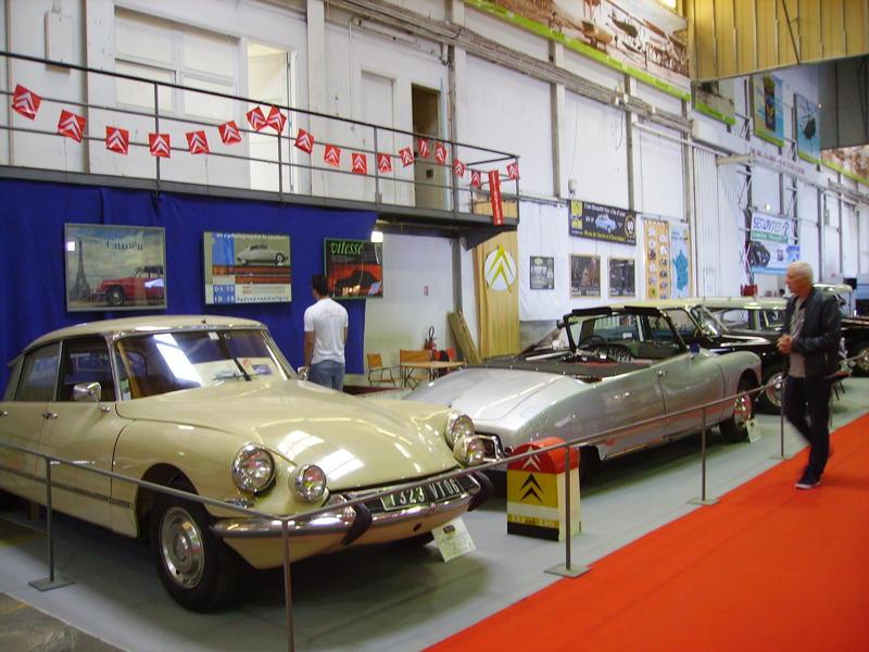 Rétro Auto Forum du Var à Fréjus - Page 3 Ds_311