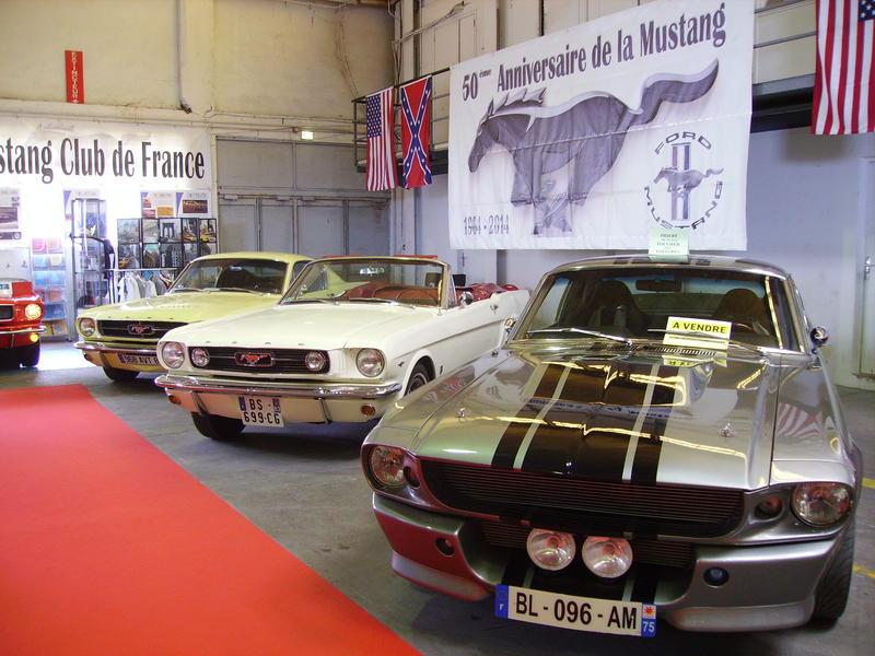 Rétro Auto Forum du Var à Fréjus - Page 3 Mustan10