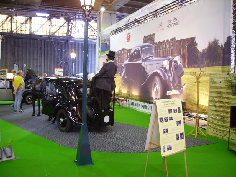 Rétro Auto Forum du Var à Fréjus - Page 3 Stand_14