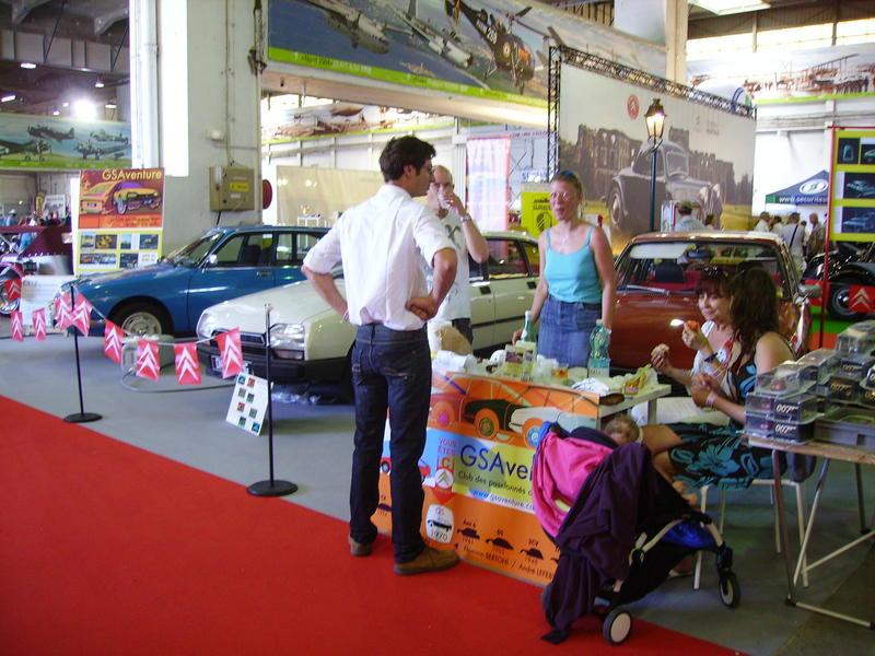 Rétro Auto Forum du Var à Fréjus - Page 3 Stand_19