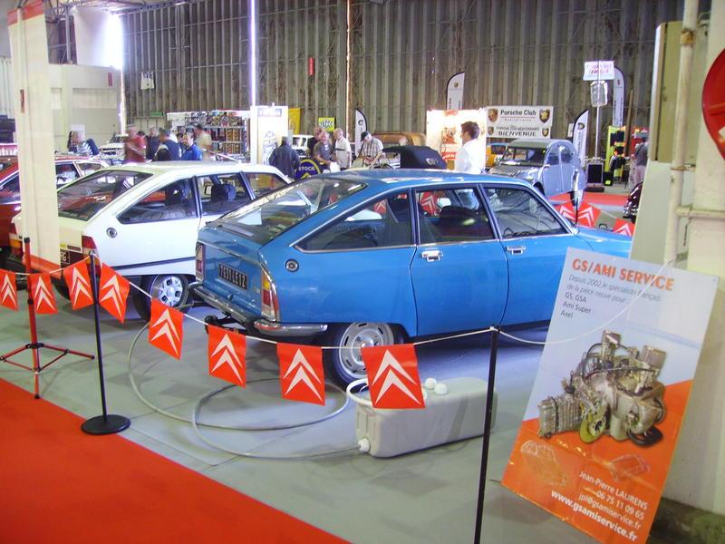 Rétro Auto Forum du Var à Fréjus - Page 3 Stand_22
