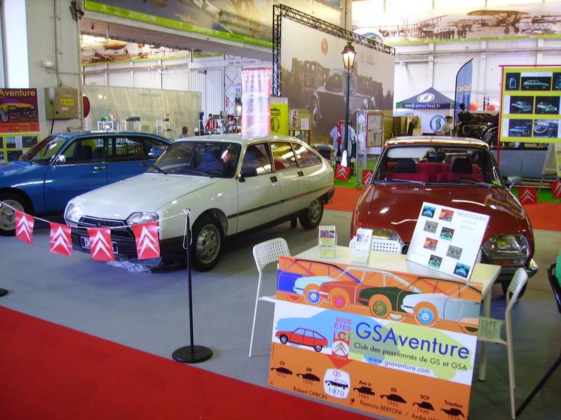 Rétro Auto Forum du Var à Fréjus - Page 3 Stand_24