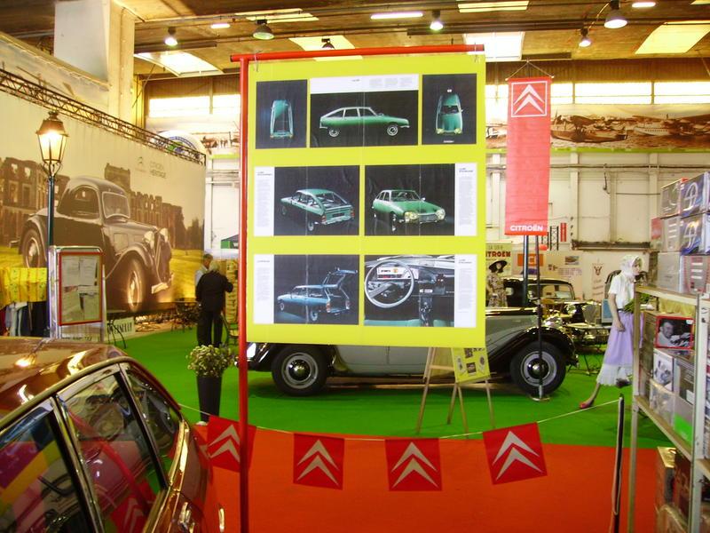 Rétro Auto Forum du Var à Fréjus - Page 3 Stand_26