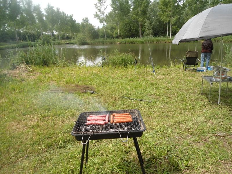 Mardi ,journée détente à notre étang ,,,, Dsc04122