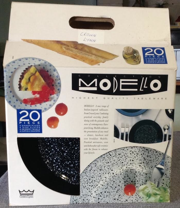 Modello Milano 20 pc NIB Mod110