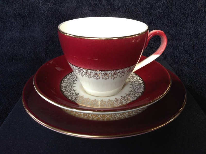 Can anyone tell me the name of this fine regal looking pattern? ~ includes Regency Regenc10