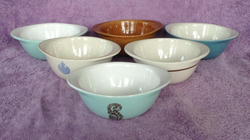 Adding Interest to the Stacks: 8041 soup bowl in Sundowner for GALLERY. Soups10