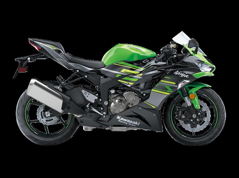 Kawasaki zx6r 2019  19zx6310