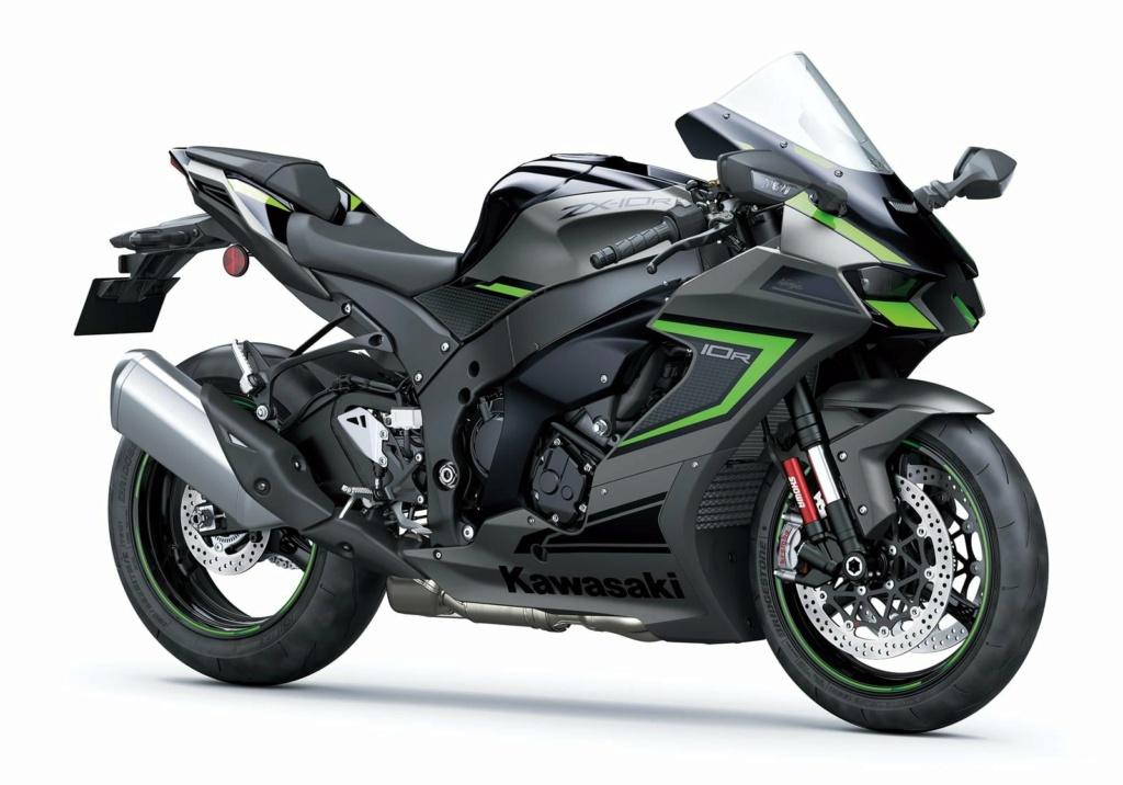 Kawasaki ZX10R 2021  - Page 5 24666410