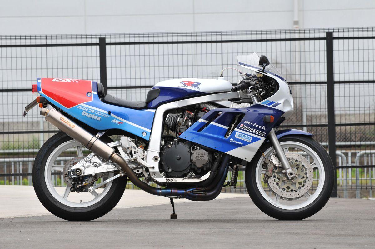 Suzuki GSX-R Slingshot 750 (88-91) et 1100 (89-92) - Page 30 45510b10