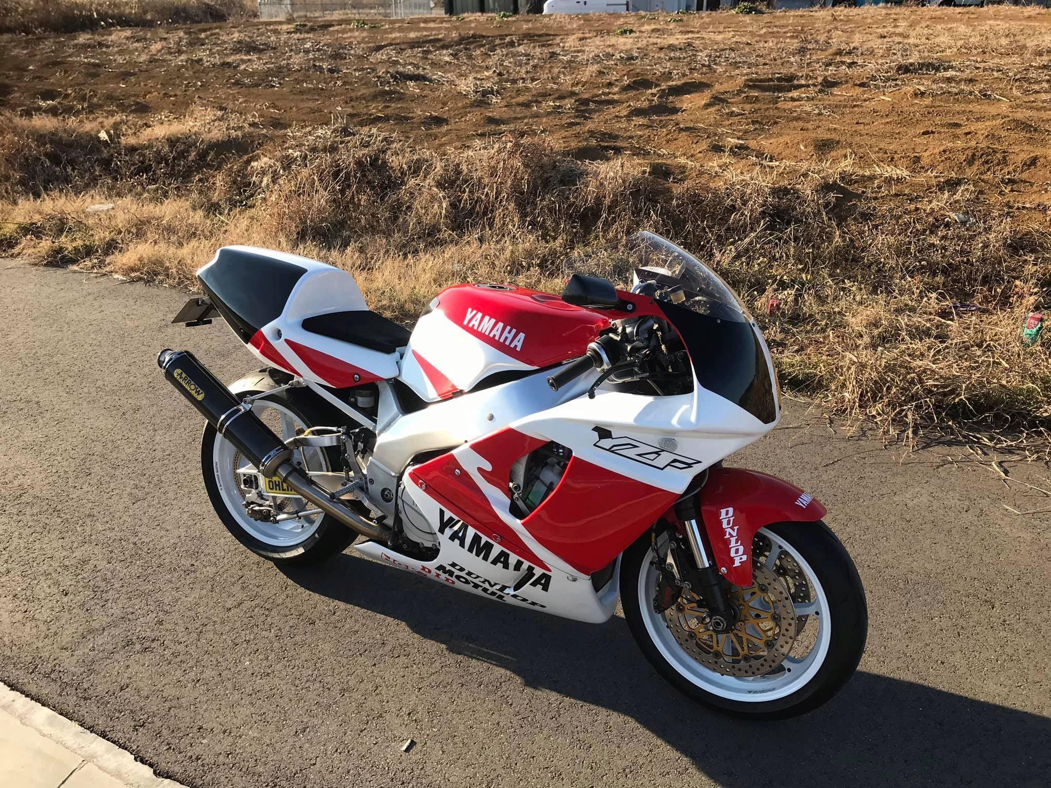 Yamaha 750 YZF  - Page 8 77930110