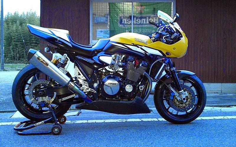 Yamaha XJR  - Page 2 815dec10
