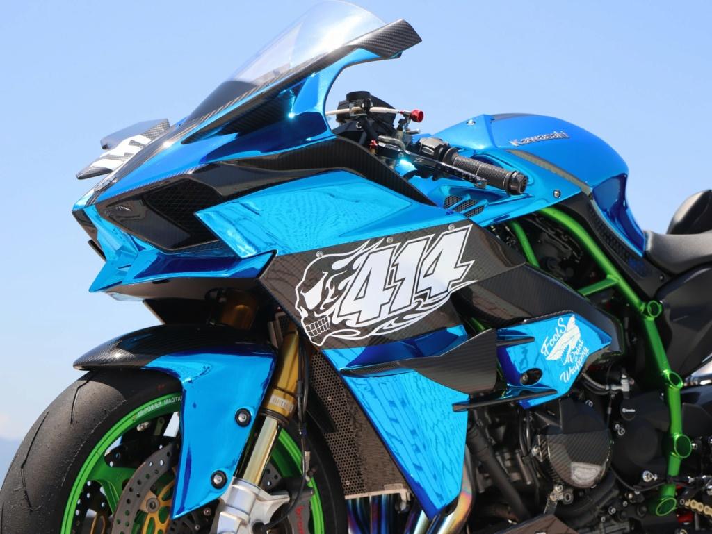 Kawasaki Ninja H2 et H2R - Page 24 83292410