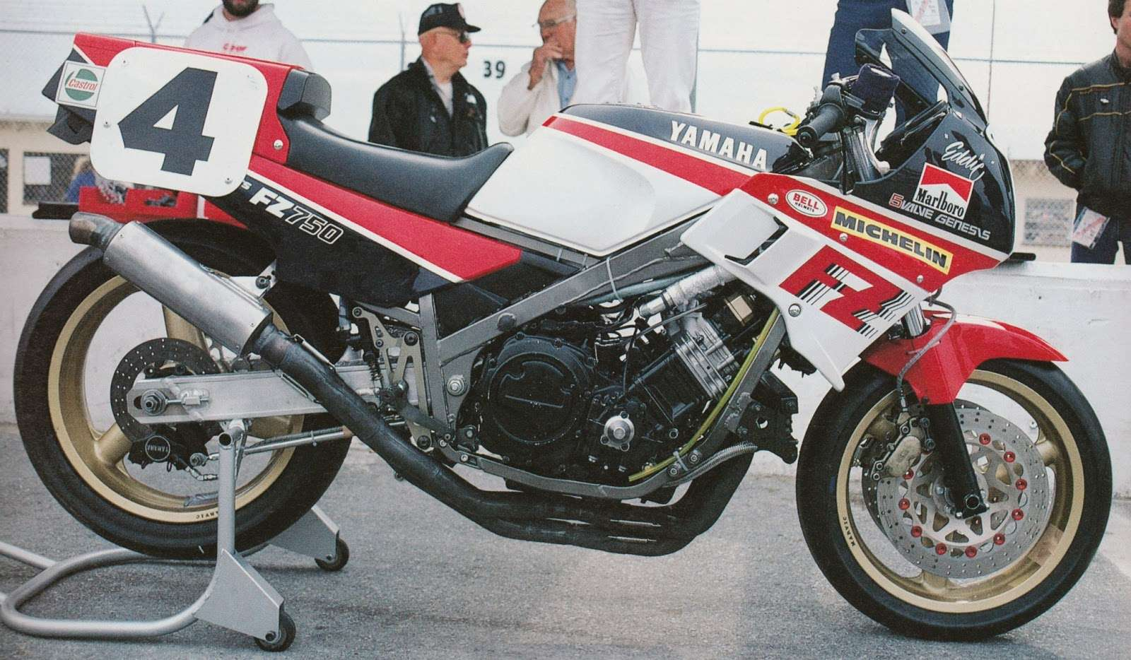 Yamaha FZ 750 - Page 2 90364810