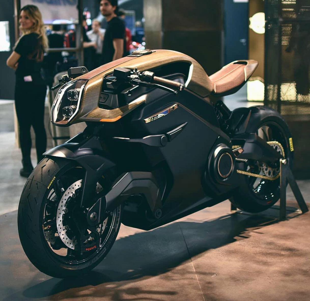 Motos Zéro CO2 : mission One, motoCzysz, mission R ... - Page 7 99671810