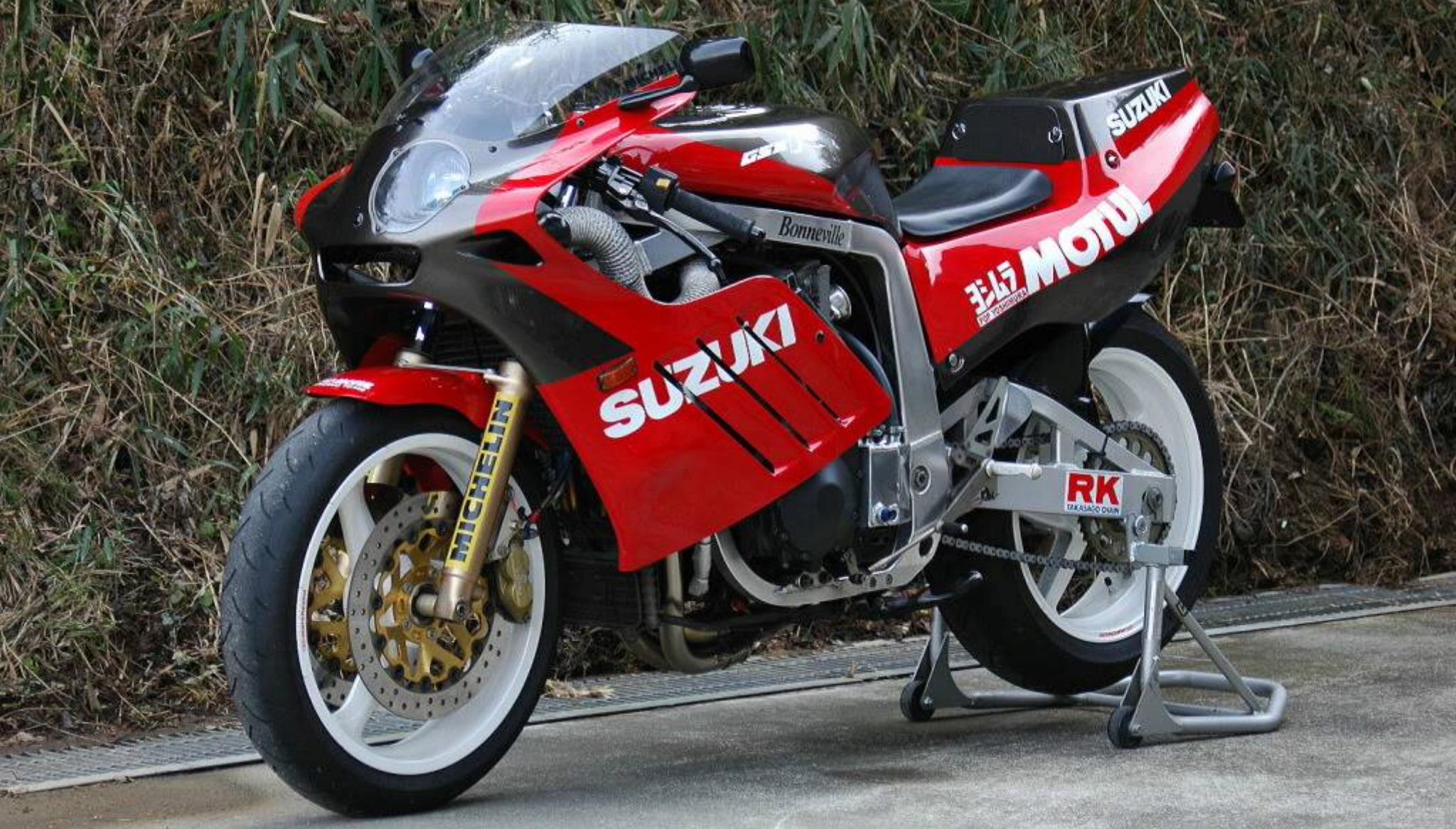 Suzuki GSX-R Slingshot 750 (88-91) et 1100 (89-92) - Page 40 9cf14010