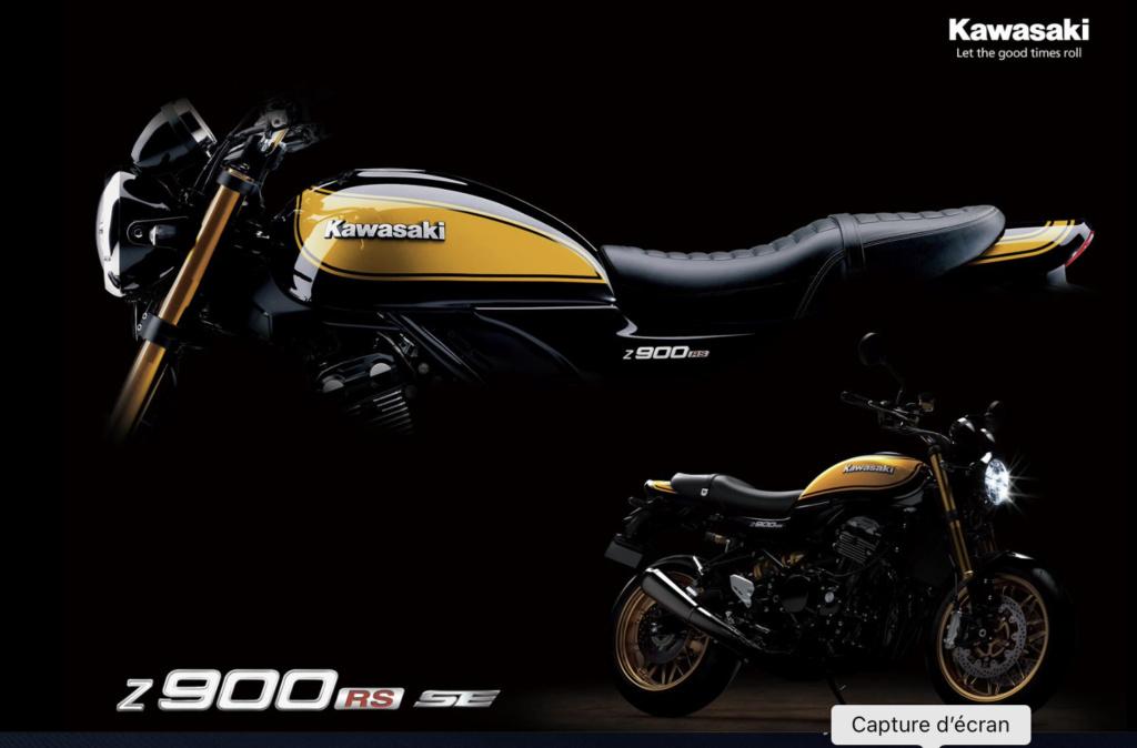 Kawasaki Z900RS  - Page 5 Captu134
