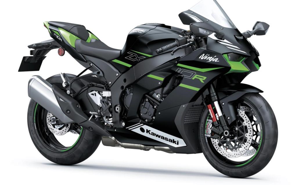 Kawasaki ZX10R 2021  - Page 2 Captur81