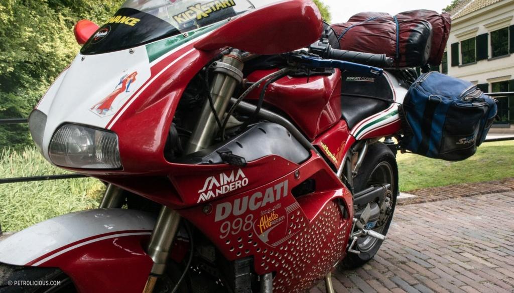 Une 998 autour du monde  Ducati19