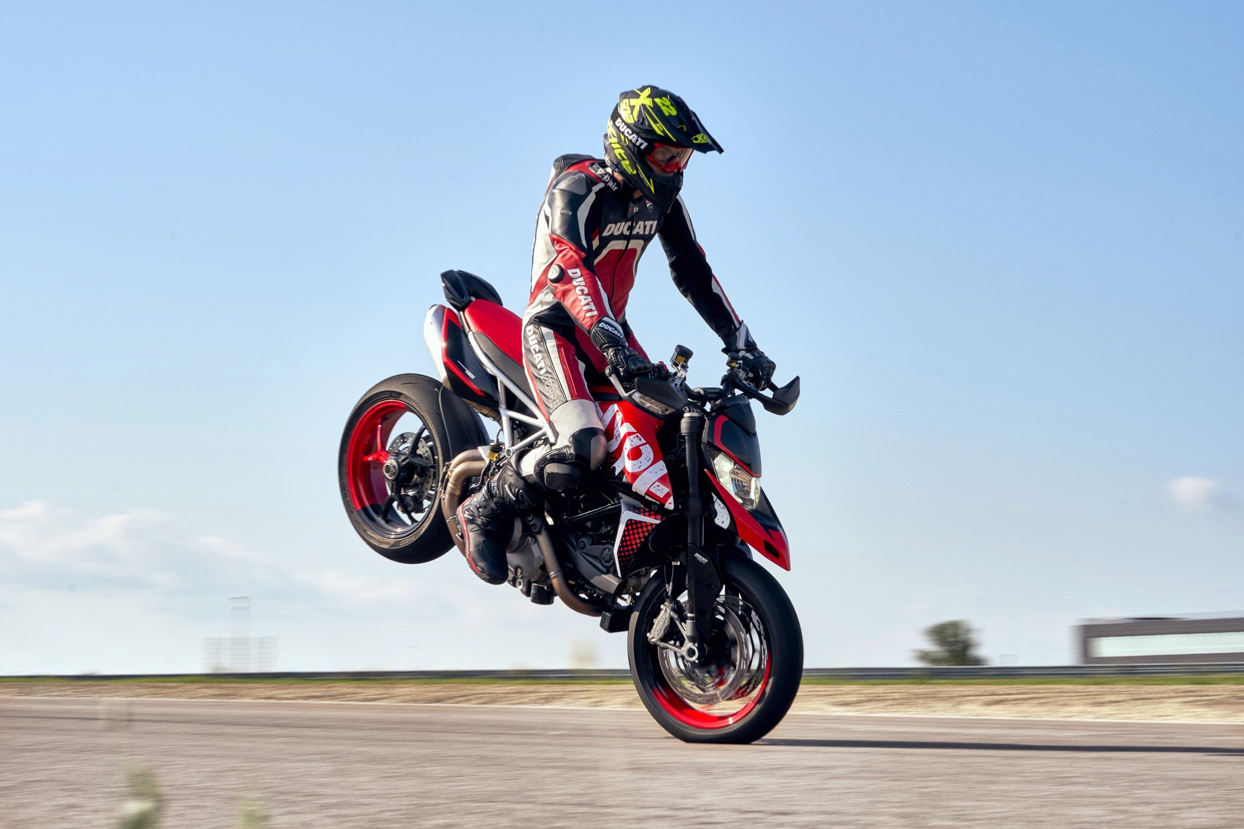Ducati Hypermotard 950 RVE  Ducati41